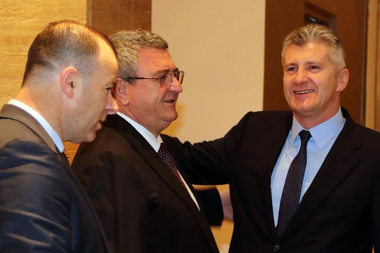Croatie : Davor Suker a été évincé