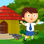 Cute School Boy Rescue Kavi Escape Game-317 Android APK Download Free By Kavi Games