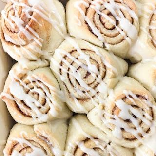 Simple Homemade Cinnamon Rolls