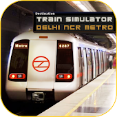 DelhiNCR Metro Train Simulator