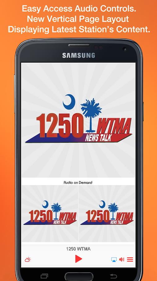 1250 WTMA- screenshot