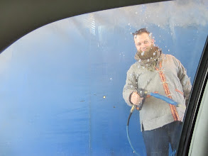 Photo: The car wash that killed our car (for a time)