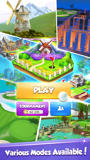 Golf Rival 2.6.1 {cheat|hack|gameplay|apk mod|resources generator} 5