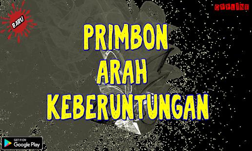 Primbon Arah Keberuntungan - náhled