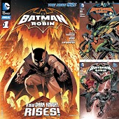 Batman and Robin Annual (2013)