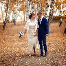 Wedding photographer Olga Sergeeva (id43824045). Photo of 16.10.2017
