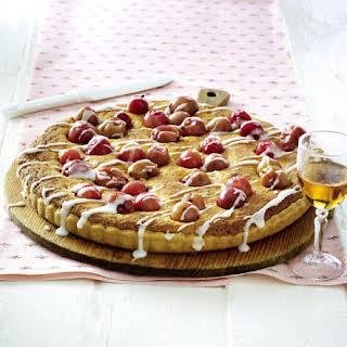 Red Gooseberry Tart.