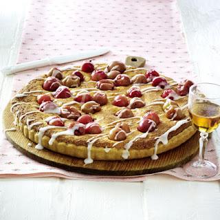 Red Gooseberry Tart.
