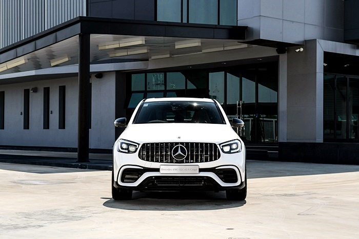 Mercedes-AMG GLC 63 S 4MATIC  Coupe 2020