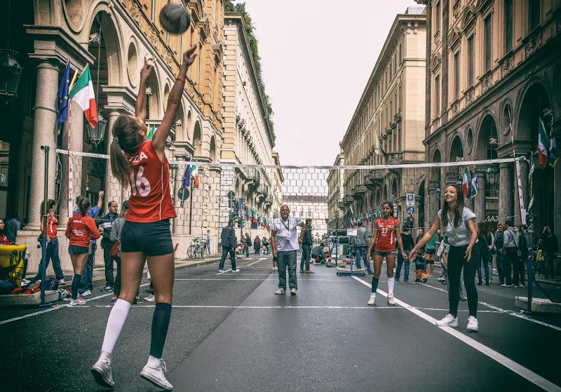 Per promuovere lo sport di Paolo Scabbia