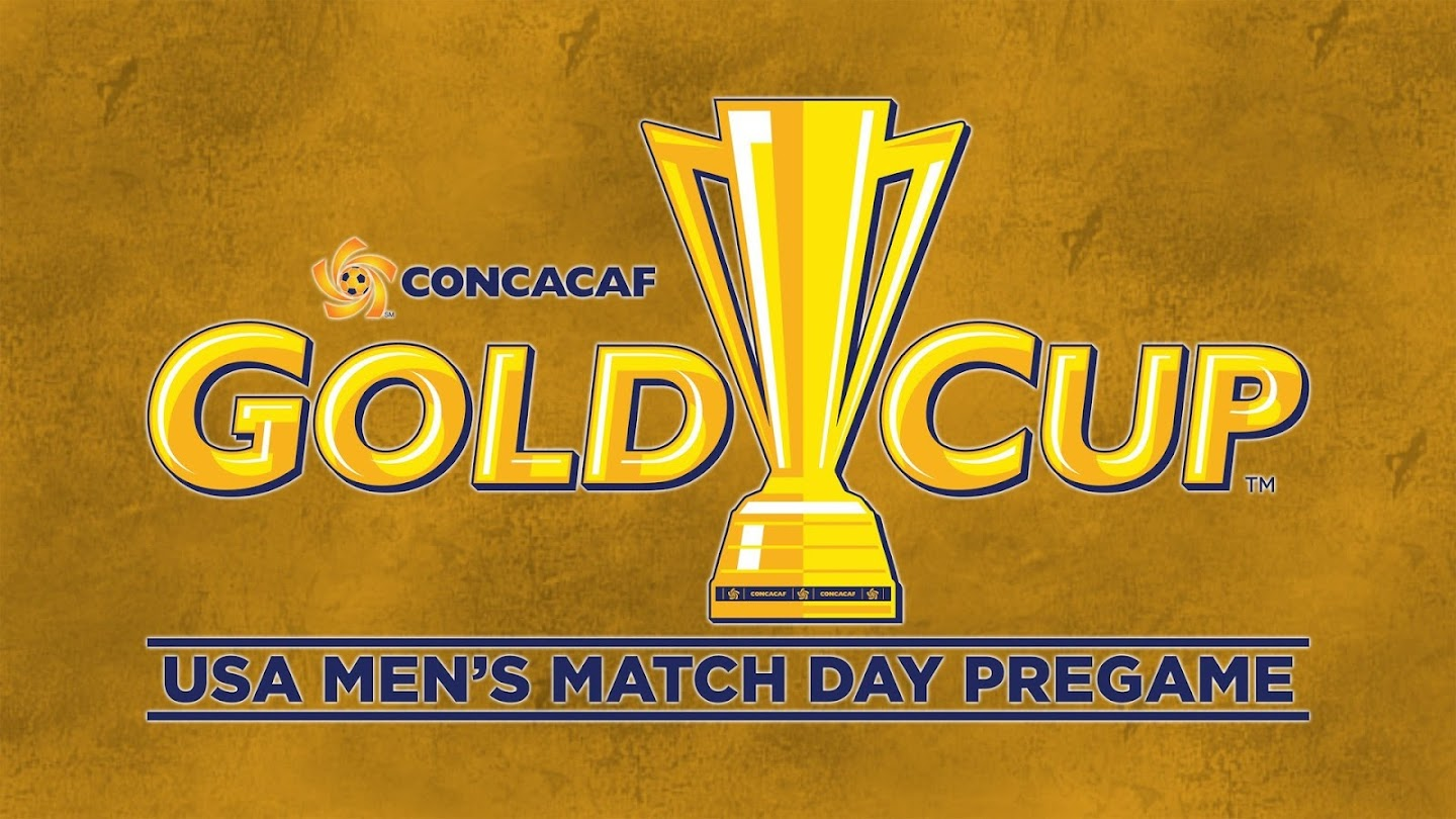 Watch USA Men's Soccer Gold Cup: Match Day Pregame live