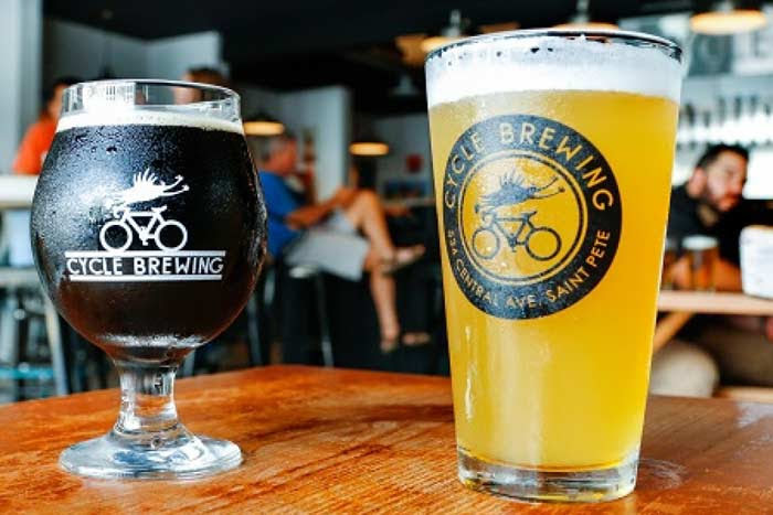 Cycle Brewing, США