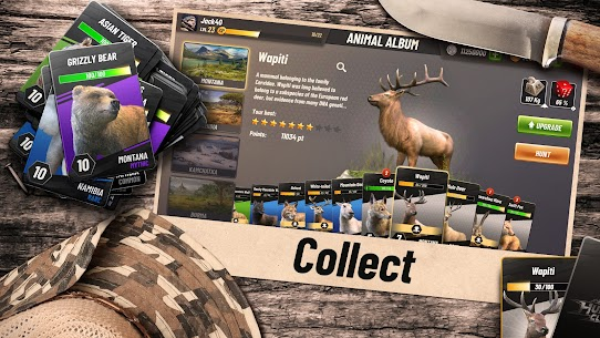 Hunting Clash: Hunter Games MOD (Free Shopping) 5