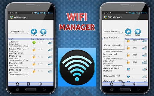 Wifi Manager Master