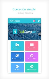 Video to MP3 Converter, Video Compressor Screenshot