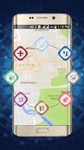 GPS Navigace a Mapy CZ Offline - náhled
