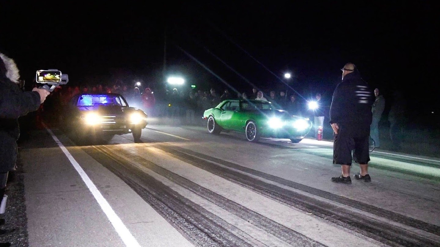 Watch Street Outlaws: Race Night in America live