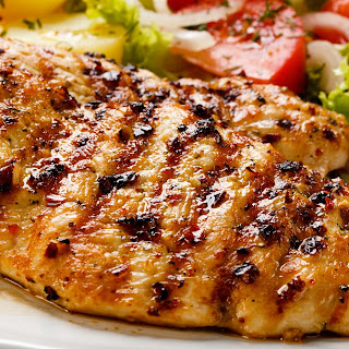 Lime Spiced Grilled Chicken