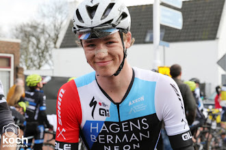 Photo: 11-03-2018: Wielrennen: Dorpenomloop: RucphenMaikel Zijlaard (Hagens Berman Axeon)