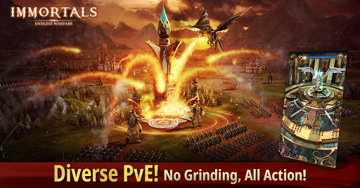 Immortals: Endless Warfare apkmr screenshots 11