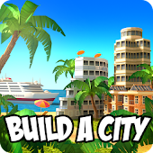 Paradise City Island Sim Bay: City Building Games