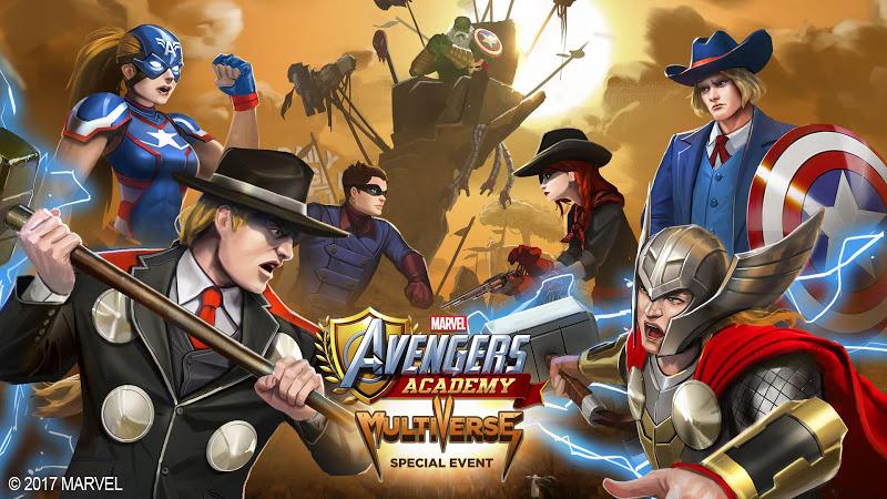 MARVEL Avengers Academy v1.15.0.1 (Mods)