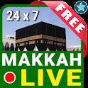 Watch Live Makkah & Madinah 24 Hours 🕋 HD Quality icon