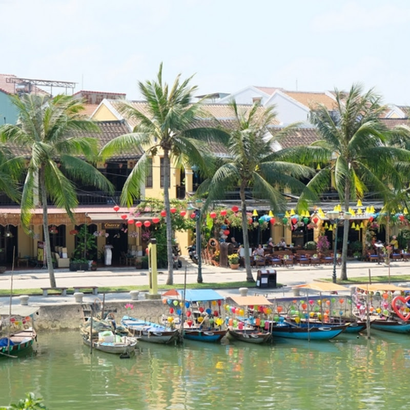【コロナ後に行きたい世界遺産】ノスタルジックなベトナムの古都・ホイアン