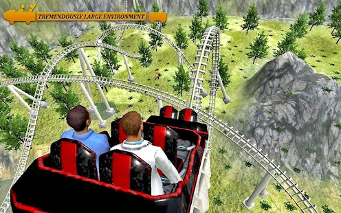 Mountain Valley Roller Coaster- screenshot thumbnail