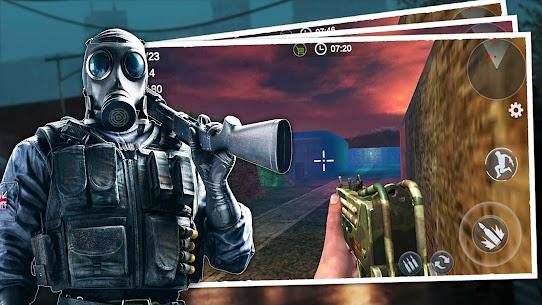 Gun Frontier: Free Zombie Survival Shooter 3D FPS 2