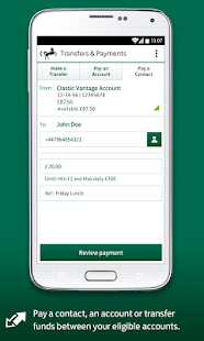 Lloyds Bank Mobile Banking- screenshot thumbnail
