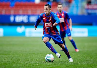 Eibar assure pratiquement sa présence en Liga