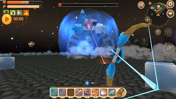 Mini World: Block Art Android App Screenshot