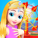 Princess Fun Park And Games icon