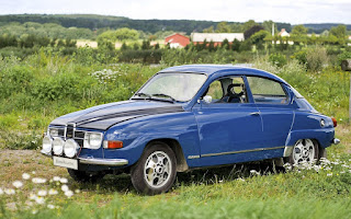 Saab 96 Rent East Midlands
