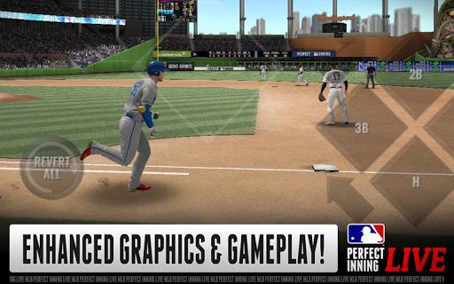 MLB Perfect Inning Live 1.0.8 screenshots 3
