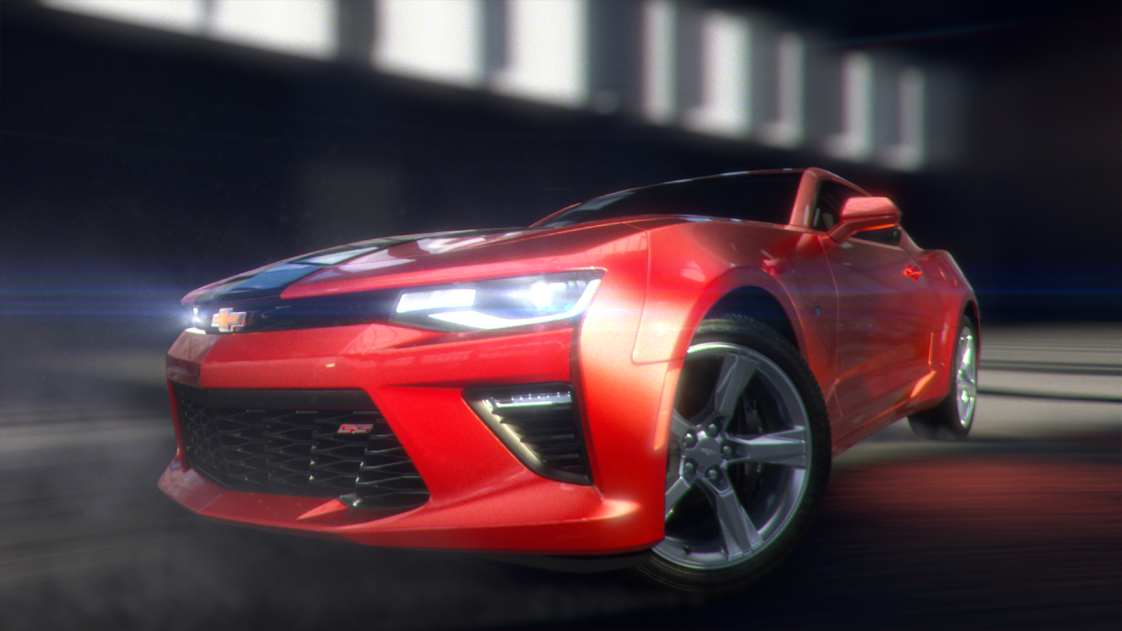 Camaro SIX- screenshot