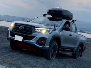 ハイラックス 4WD ピックアップのカスタム事例画像 ダイテルさんの2020年08月25日19:21の投稿