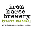 Logo of Iron Horse Light Rail Cream Ale