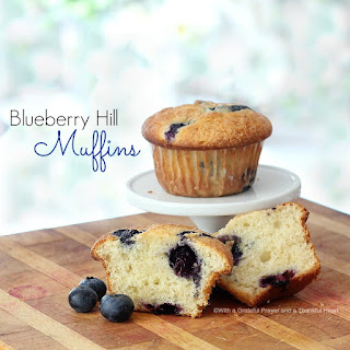 Blueberry Hill Muffins.
