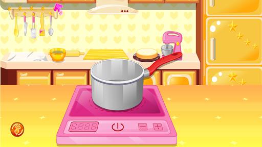 cook cake games hazelnut Apk 2