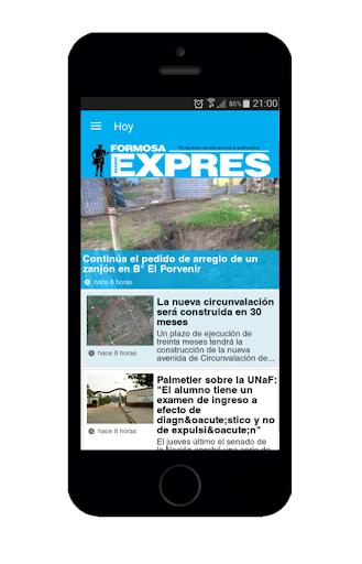 Diario Formosa Expres