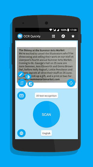 Flipboard: OCR Quickly – Text Scanner PRO v 2 0 1 Apk [Full