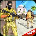 FPS OPS Strike Gun Shooting Offline Shooting games icon