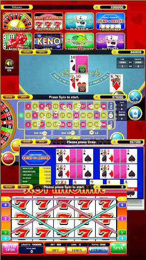 RealCasino:Roulette,Slot,Poker 1.11 screenshots 1