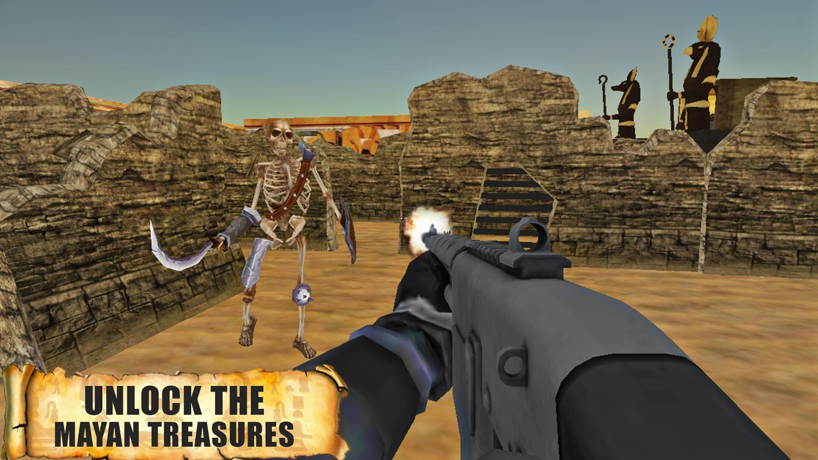 Mummy Raider Tomb Hunter -Free- screenshot