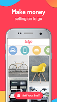 screenshot of letgo: Buy & Sell Used Stuff