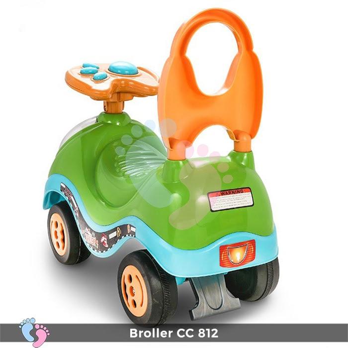 Xe chòi chân trẻ em Broller CC YH-812 7