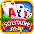 Solitaire Story – TriPeaks - Free Card Journey