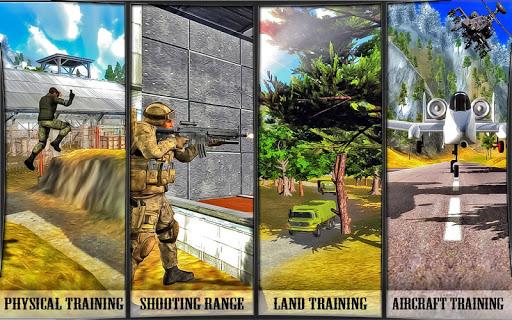 Army Training camp Game screenshot 15